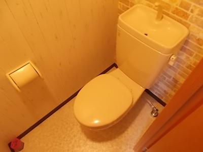 【トイレ】オンディーヌ花の木