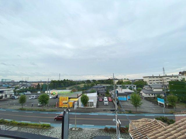 【展望】久喜市青毛1丁目 店舗付き中古戸建て