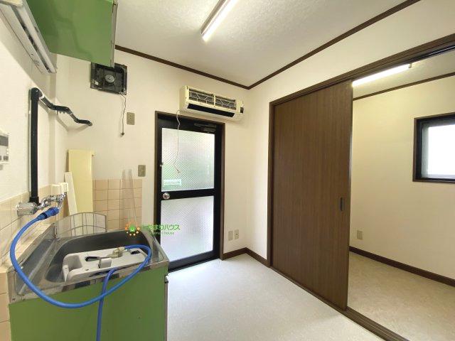 【設備】久喜市青毛1丁目 店舗付き中古戸建て
