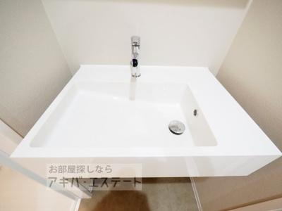 【洗面所】雨千平安楼(ウセンヘイアンロウ)