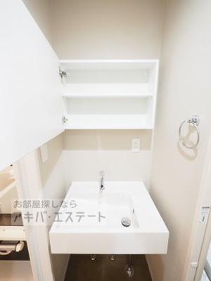 【独立洗面台】雨千平安楼(ウセンヘイアンロウ)