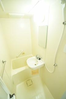 【浴室】ビレッジハウス五所3号棟
