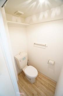 【トイレ】ビレッジハウス五所3号棟