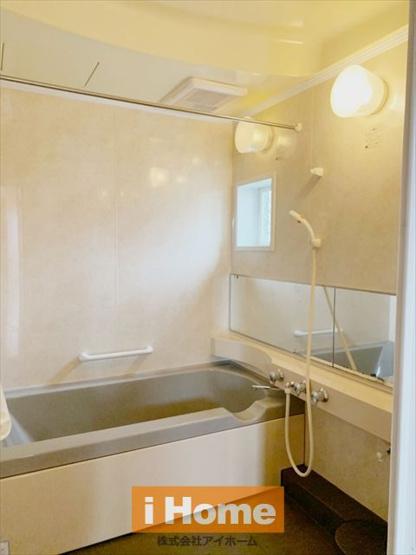 広々とした浴室です!