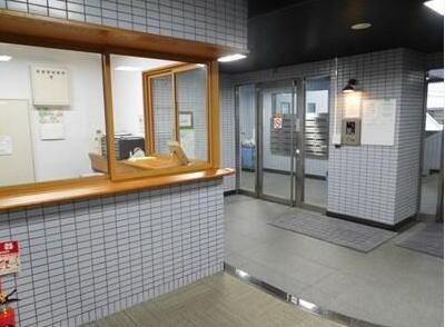 【ロビー】新丸子センチュリープラザ21