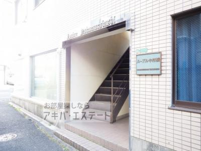 【エントランス】ルーブル中村橋