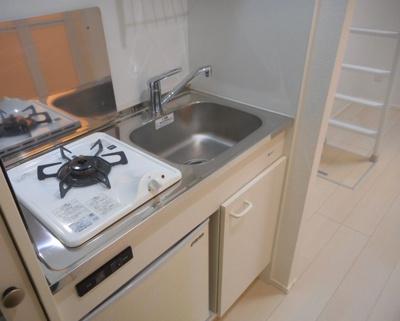 COMS桜上水のキッチン