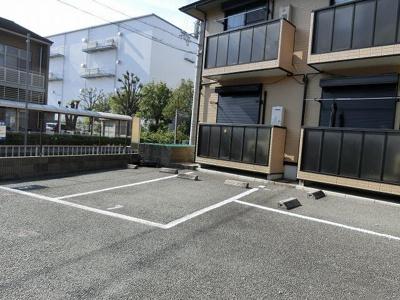 【駐車場】サンクリエイトⅡ