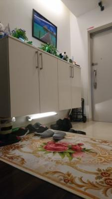 【玄関】ミルコマンション名護宮里