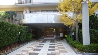 【エントランス】ルネ神戸北町Ⅱノースコート1番館