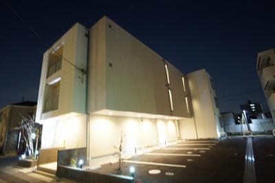 旭化成施工のホテルライク仕様の建物です