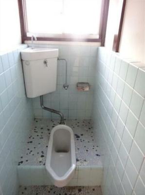 【トイレ】コーポ寿B