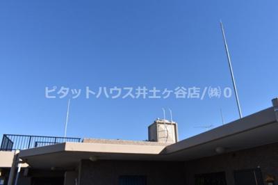 【展望】ラフィスタ横浜吉野町