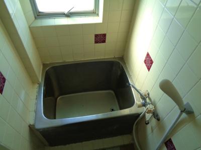 【浴室】第一文の里ビル