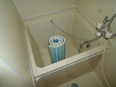 【浴室】コーポ久松 東棟