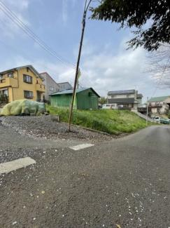【外観】千葉市中央区赤井町 売地 JR総武線