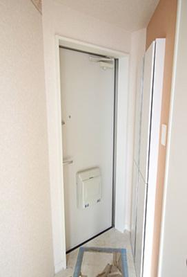 【玄関】ユナイト登戸セサールロメロ