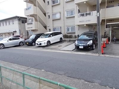 【駐車場】アメニティメイセイ