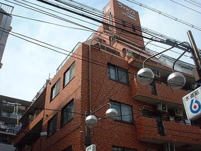 【外観】ライオンズマンション王子公園第3