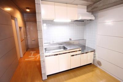 【キッチン】メゾンサクラ11