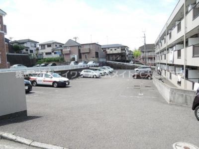 【駐車場】コートパレス若竹