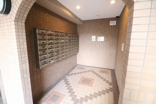 【エントランス】シャルマンフジ阪南 中古マンション