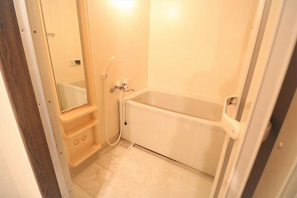 【浴室】シャルマンフジ阪南 中古マンション