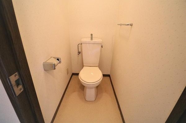 【トイレ】シャルマンフジ阪南 中古マンション