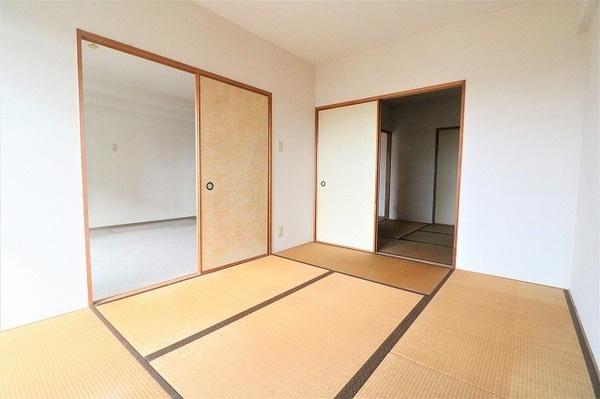 【和室】シャルマンフジ阪南 中古マンション