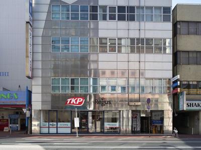 【外観】リージャス松山市駅前ビジネスセンター