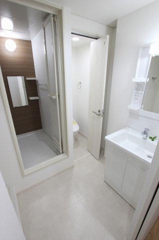 【洗面所】ローレルハイツ南福岡