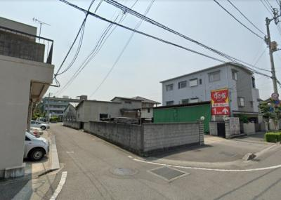 【外観】朝生田3丁目事業用用地