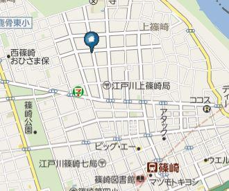 【地図】レティシア