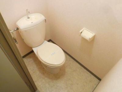 【トイレ】コーポラス栄