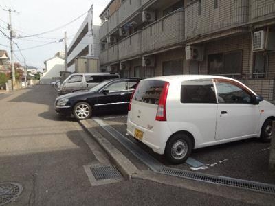 【駐車場】グリーンハイツMICHIⅡ