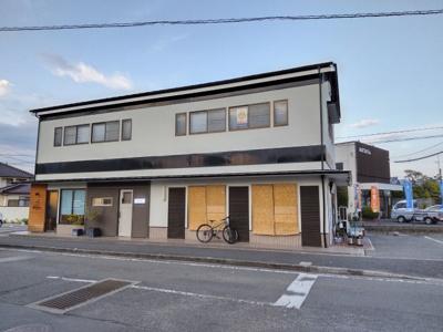 【外観】東石井6丁目3-15賃貸店舗