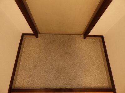 【玄関】水尾グリーンハイツC棟