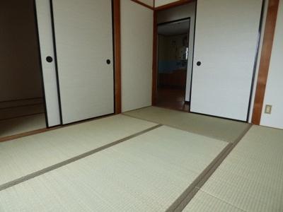 【寝室】水尾グリーンハイツC棟