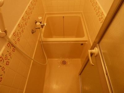 【浴室】水尾グリーンハイツC棟