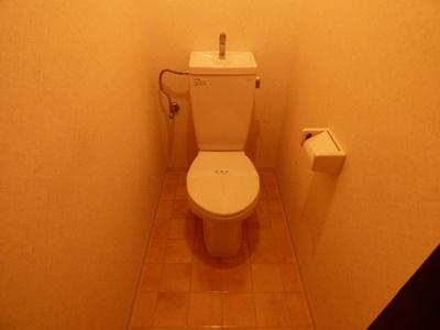 【トイレ】水尾グリーンハイツC棟