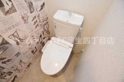 【トイレ】SOAR城東蒲生