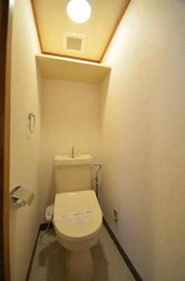 【トイレ】メゾン庚午