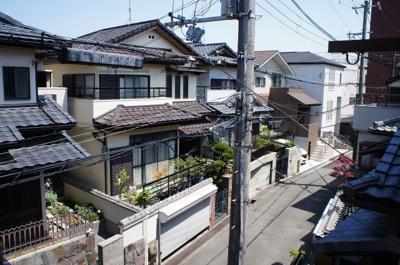 【展望】三宅邸貸家