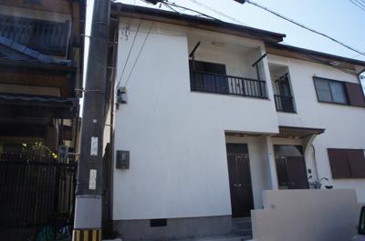 【外観】三宅邸貸家
