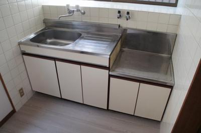 【キッチン】三宅邸貸家