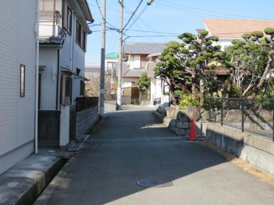【周辺】太田一丁目石飛貸家