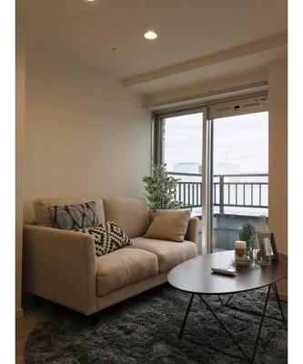 新生活にも嬉しい家具付き、エアコン付きのお住まいです。