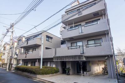 都営浅草線「西馬込」駅徒歩圏内、住環境良好な立地です。