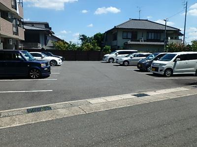 【駐車場】ハイツ山光