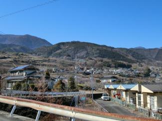 北側の景観